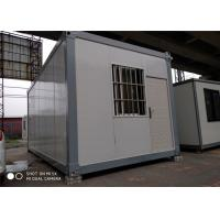 Cheap Custom Fast Assemble Prefab Container House Dimension 5850mm*2880mm*2870mm(H) for sale