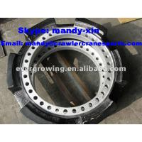 Cheap SUMITOMO SC500 Sprocket / Drive Tumbler for Crawler crane undercarriage parts for sale