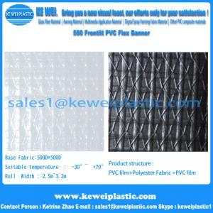 Cheap Frontlit PVC Flex Banner for sale