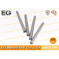 Cheap Small Carbon Graphite Rods 1.85 g/cm3 high Density fine grain With 6.49mm  diameter / dia Custom Size for sale