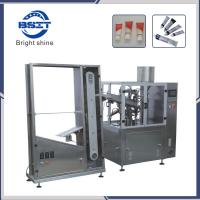 Cheap Hot Sale Toothpaste/Cream/Food  soft Tube/Hose/Pipe Filling Sealing Machine with CE for sale
