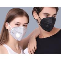 Cheap Antibacterial KN95 Dust Mask / 5 ply Face Mask For Protective Care for sale