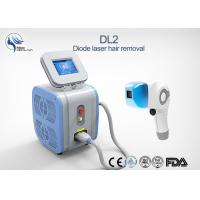 Cheap 500 W Painless Perfect Treatment Effective Professional Portable Diode Laser Hair Removal Machine German Imported dilas for sale