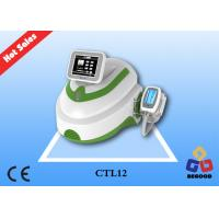 Cheap Pure Water Criolipolisis Slimming Machine With Matching Cryo Pad Size 5cm*7.8cm wholesale