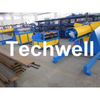 Cheap Carbon steel, GI Economical Simple Type Slitting Machine With 30KW, 30m/min Speed for sale