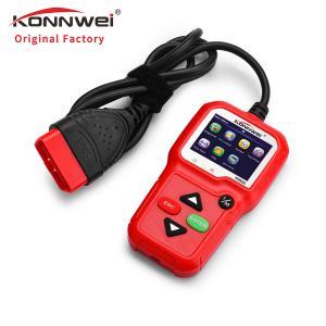 Cheap AL319 car engine tester KONNWEI unique design KW680 car diagnostic tool scanner support XP WIN7 WIN8 WIN10 system for sale