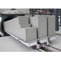 Cheap Light Weight AAC Block Manufacturing Plant , Fly Ash Brick Making Plant for sale