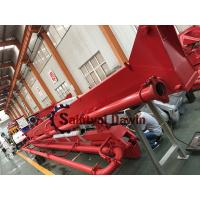 China Top! 29m 33m Stationary Hydraulic Auto Lifting Concrete Placing Boom Distributor on sale