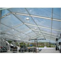 Cheap Beautiful Transparent Luxury Wedding Tents For Hire Clear Span Fabric Structures wholesale