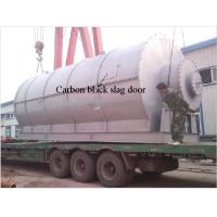 China Waste Tire Pyrolysis Equipment with 30%-35% Carbon Black on sale