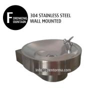 Cheap WDF34 ADA Compliant Stainless Steel Wall Mounted Drinking Fountain for sale