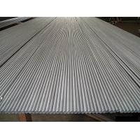 ASTM A213 / A269 Seamless SS Tubing 0.6mm - 8mm Thickness , Round Steel Tube