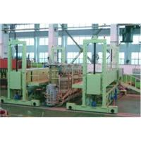 Single phase oil immersed transformer