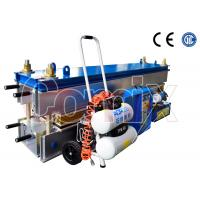 Cheap Aluminum Alloy Conveyor Belt Vulcanizing Equipment With Upper and Lower Frame wholesale