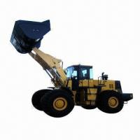Cheap Wheel Loader with 5.5cbm Coal Bucket and 175KW Rated Power  for sale