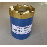 Cheap PDC / PCD Diamond Core Drill Bits for Geotechnical and API Oil Gas Well Diamond Core Drilling for sale