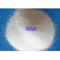Quality High Efficiency Ceramic Cleaning Media , White Abrasive Media Grit Blasting  wholesale