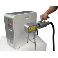 Cheap 30w Metal Surface Industrial Laser Cleaning Machine 1.3mJ Pulse Energy for sale