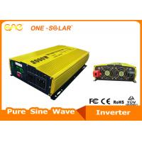 Cheap High Frequency Pure Sine Wave DC To AC Inverter 220v - 240v 2000w 3000w Portable wholesale