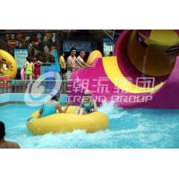 China Children waterslide above ground pool water slide for family interactive water play on sale
