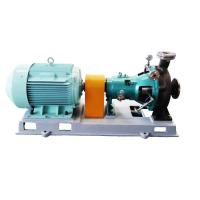 Cheap Horizontal Split Volute Chemical Process Pump , Single Stage Chemical Transfer Pumps for sale