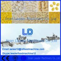 Cheap Food Grade  Stainless Steel 3D Snack Pellet Machinery for sale