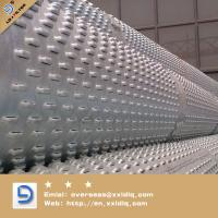 Cheap Chinese manufature High strength Stainless steel Bridge slotted screen factory for sale