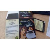 Cheap Trim & Fit Diet Coffee Herbal Slimming Tea Coffee Fast Fat Burning No Side Effect for sale