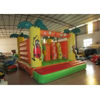 Cheap Beatles Themed Inflatable Small Bounce House For Kids Under 8 Years for sale