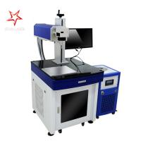 Cheap Acrylic Semiconductor Laser Marking Machine , Blue Fabric Laser Marking Machine for sale