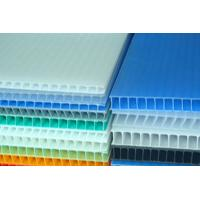 Cheap Industry Coroplast Corrugated Plastic Sheets 4x8 PP Hollow for sale