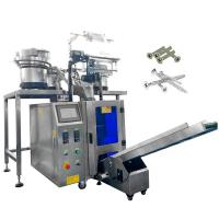 Cheap Eletric Hardware Packaging Machine , Screw Counting Packing Machine Durability for sale