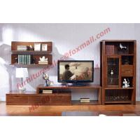 Cheap Classic Design Solid Wood Material TV Stand for Wall Unit in Living Room Furniture for sale