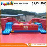 Cheap Commercial Grade Inflatable Obstacle Course / Inflatable boucer castle wholesale