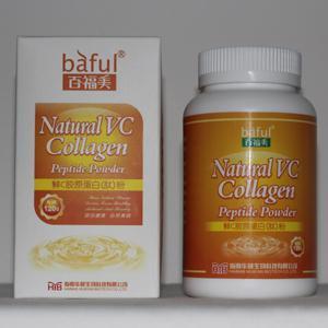 China Marine Collagen Peptide Powder with Vitamin C on sale