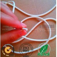 Cheap LED light frame usage white silicone sponge extrusion cord for sale
