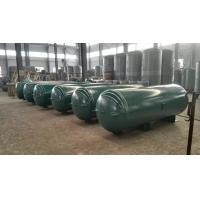 Cheap ASME Standard Vertical / Horizontal Pressure Vessel Sealed Tank Customized for sale