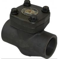 Cheap API602  FORGED STEEL VALVE PISTON CHECK VALVE BW SW ENDS 800# A105 LF2 F22 F51 for sale