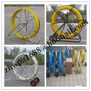 Cheap frp duct rod, Fiberglass rod,Fiberglass conduit rod reel,CONDUIT SNAKES for sale