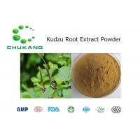 China Organic Herbal Extract Kudzu Root P.E. Kudzu Root Extract Puer Nature Cas 3681 99 0 on sale