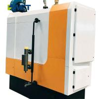 Buy cheap Quick loading vertical wood fired commercial steam boiler for beer brewery from wholesalers