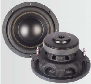 2pcs Nomex Spider Street Audio Subwoofer For Car Audio Direct Cooling Design