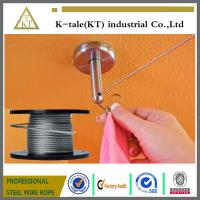 Cheap promotion stock galvanized Aircraft Cable / steel wire rope for  fixed for sale