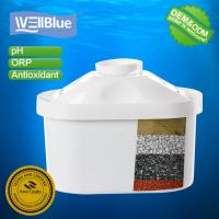 China Ion Exchange Resin Drinking Water Filter Cartridge For Water Purifier Jug on sale