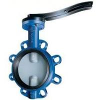 """Cheap worm gear operated 4"""" ANSI groove butterfly valve for sale"""