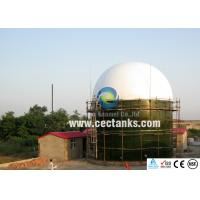 Cheap Water Supply Treatment of Waste Water Storage Tanks / Liquid Storage Bolted Steel tank wholesale
