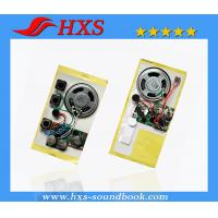 China Greeting Card Programmable Voice Recorder Sound Module on sale