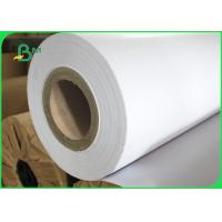 China White Offset Printable Tracing Paper / CAD Drawing Paper For Clothing Factory on sale