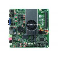 China Onboard AMD E450 dual core Processor super slim all in one pc mainboard 1080p HD display on sale