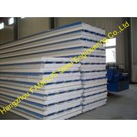 Buy cheap Glass EPS Sandwich Roof Panel / Metal Roofing Sheets For Cladding from Wholesalers